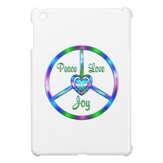 Peace Love Joy Cover For The iPad Mini