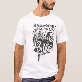 Peace, Love KAITI T-Shirt