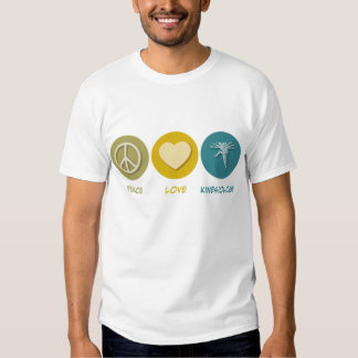 Peace Love Kinesiology Shirts
