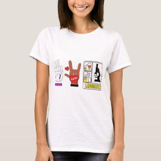 PEACE LOVE LABORATORY T-Shirt