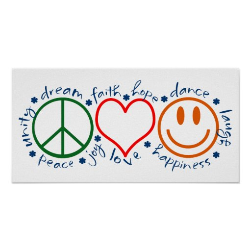 Related Keywords Suggestions For Peace Love Happiness Symbols