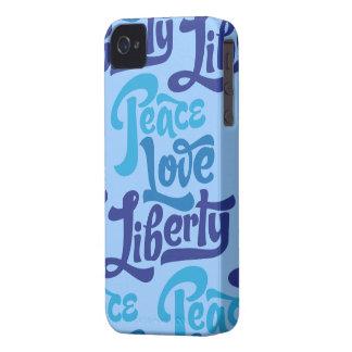 Peace Love Liberty Case
