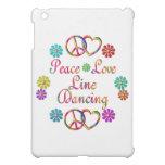 PEACE LOVE LINE DANCING iPad MINI CASES