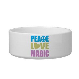 Peace Love Magic Bowl