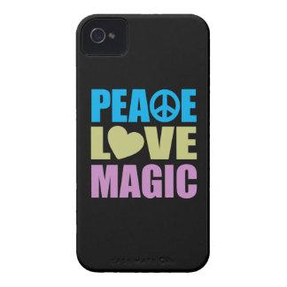 Peace Love Magic iPhone 4 Covers