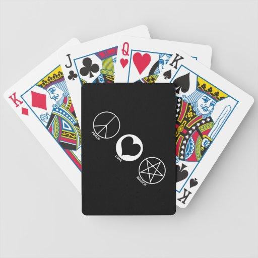 Peace Love Magick Card Deck