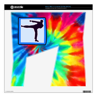 Peace, Love, Martial Arts Xbox 360 S Decal