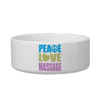 Peace Love Massage Bowl