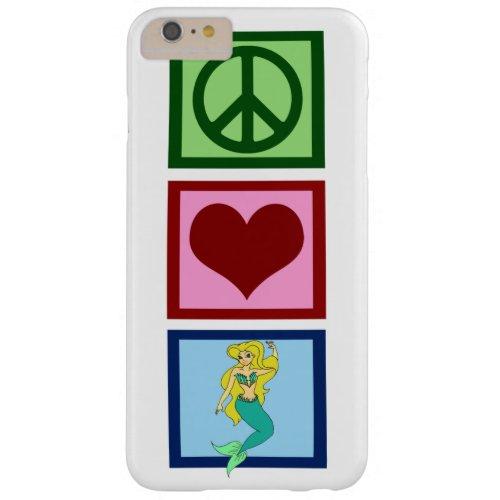 Peace Love Mermaids Phone Case