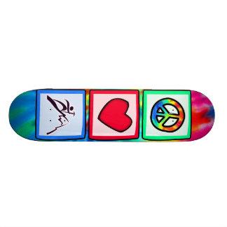 Peace, Love, Mountain Climbing Skate Decks