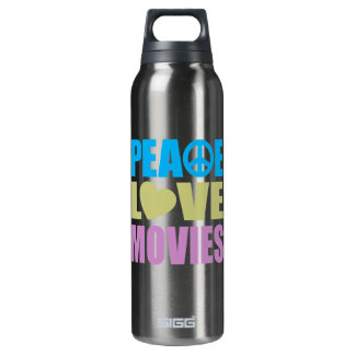 Peace Love Movies SIGG Thermo 0.5L Insulated Bottle