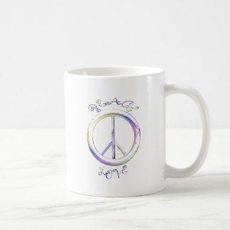 peace love mugs