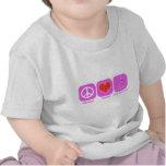 Peace Love New Zealand T-shirt