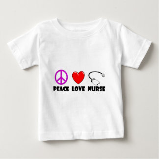 Peace Love Nurse Tee Shirt