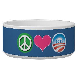 Peace, Love, Obama Bowl