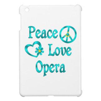 Peace Love Opera Cover For The iPad Mini