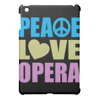 Peace Love Opera iPad Mini Case
