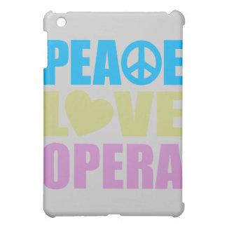 Peace Love Opera iPad Mini Covers