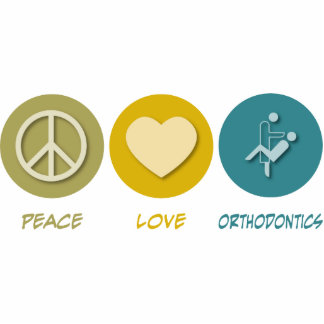 Peace Love Orthodontics Photo Cut Outs