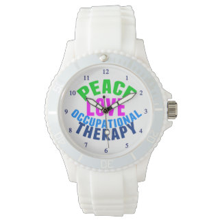 Peace Love OT Watch