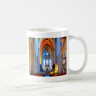 Peace love Paradise bavaria  catholic church God Coffee Mug