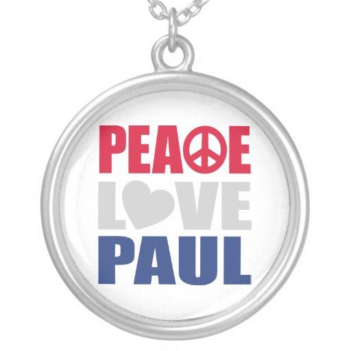 Peace Love Paul Jewelry