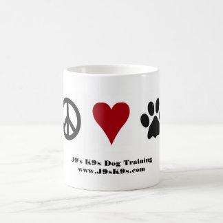 Peace-Love-Paws Mug