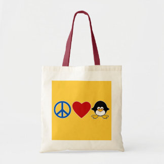 Peace Love Penguin Baby T-shirts, Mugs Bags