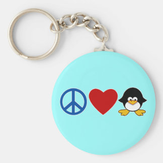 Peace Love Penguin Baby T-shirts, Mugs Keychain
