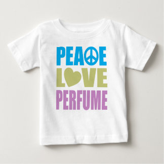Peace Love Perfume Baby T-Shirt
