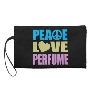 Peace Love Perfume Wristlets