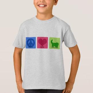 Peace Love Persian T-Shirt