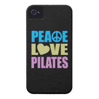 Peace Love Pilates Case-Mate iPhone 4 Case