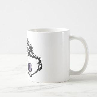 Peace Love Pitbull, Anti BSL Classic White Coffee Mug
