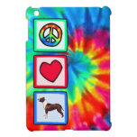 Peace, Love, Pitbulls iPad Mini Covers