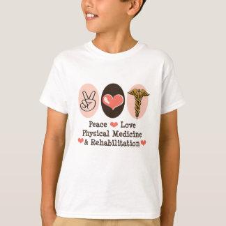 Peace Love PM&R Kid T-shirt