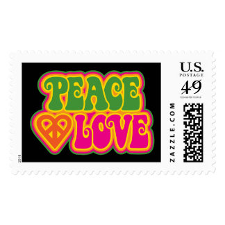 Peace Love Postage