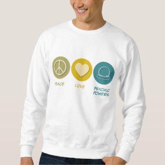 Peace Love Psychic Powers Sweatshirt