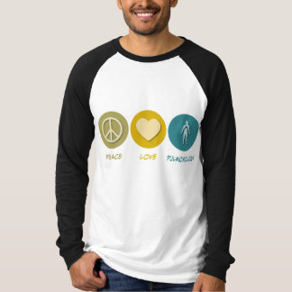Peace Love Pulmonology T-Shirt