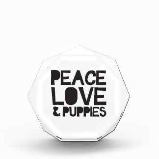 Peace Love Puppies Awards