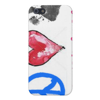 peace, love & rescue iPhone 4 Cover