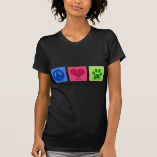 Peace Love Rescues Tee Shirts