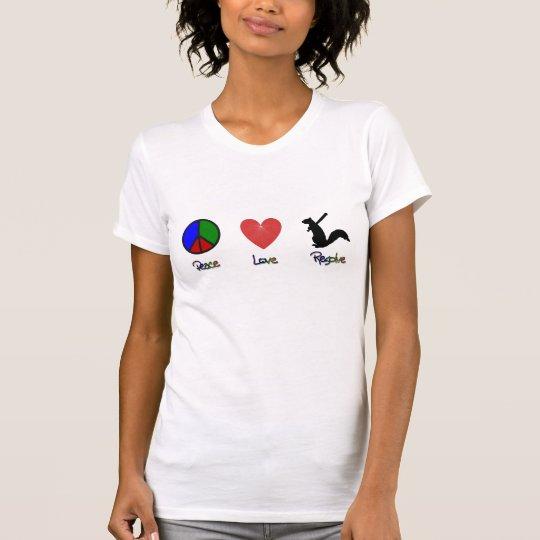 Peace Love Resolve T-Shirt