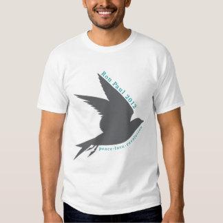 Peace. Love. Revolution. Ron Paul 2012. Shirt