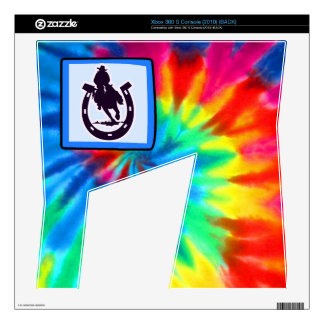 Peace, Love, Rodeo Xbox 360 S Skin