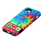Peace, Love, Sadness iPhone 5 Covers