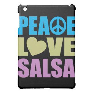 Peace Love Salsa iPad Mini Covers