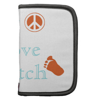 Peace Love Sasquatch Organizer