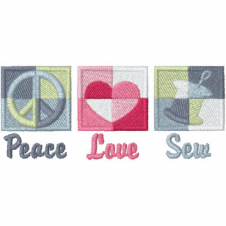 Peace Love Sew