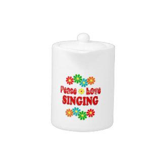 Peace Love Singing